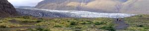 Glacier Skaftafellsjokull (Skaftafell)