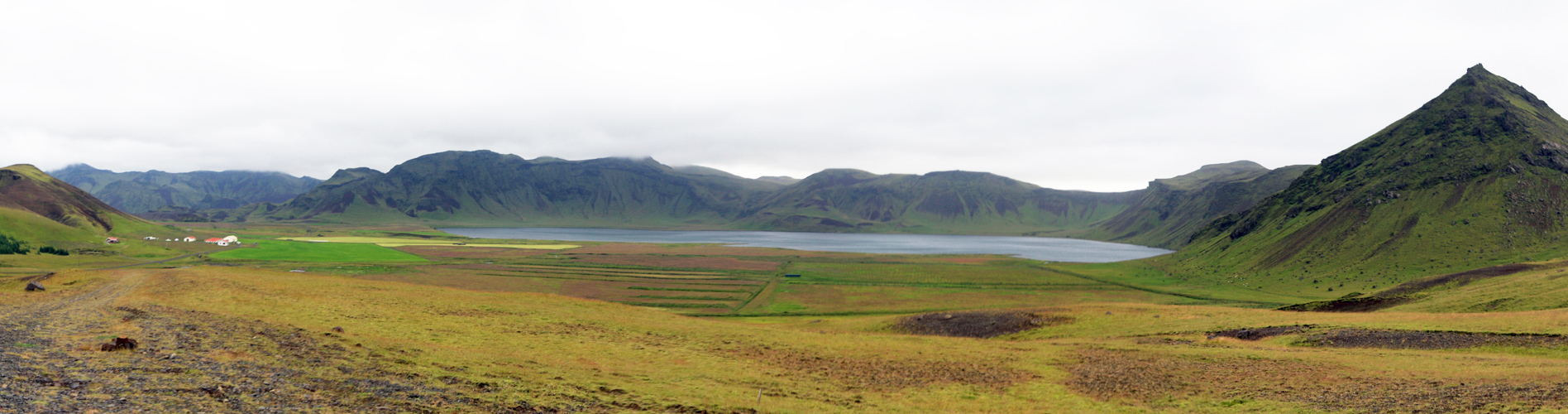 Lac Heidarvatn (Vik i Myrdal)