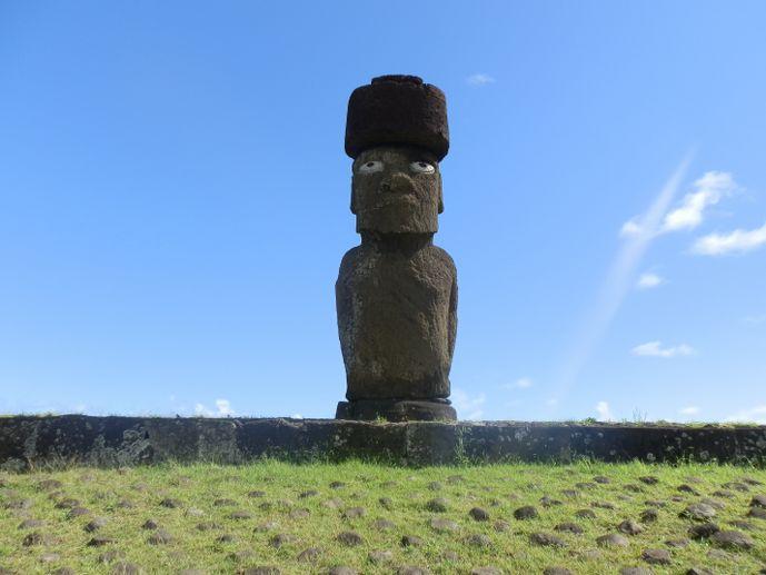 moaï tahai hanga roa île de pâques blog voyage