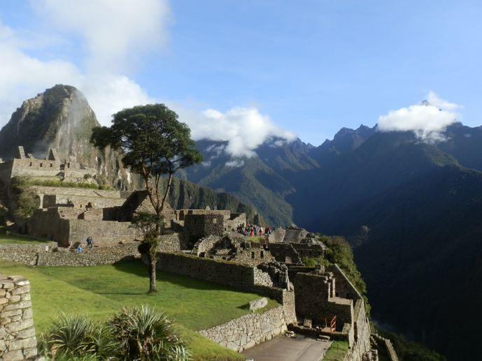 Machu Picchu au prérou blog voyage trace ta route