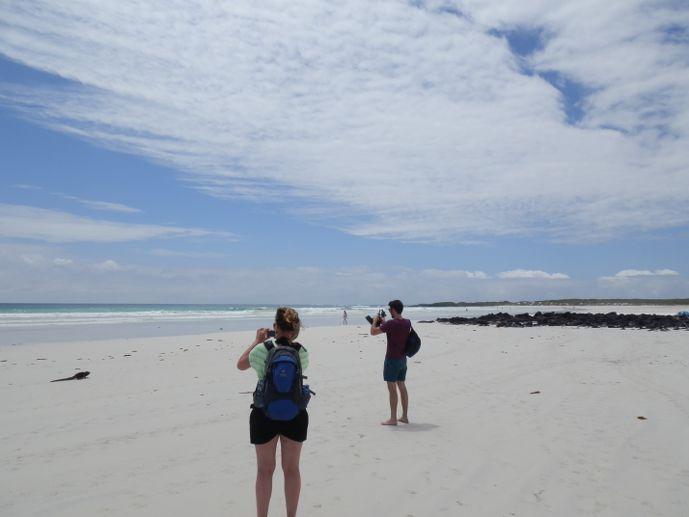 ruan un voyageur namibien aux galapagos et en Equateur blog voyage trace ta route