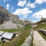 Chalet de la Glière (2060m) en Vanoise
