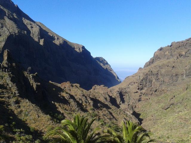 village de Masca à Tenerife aux Canaries - blog voyage