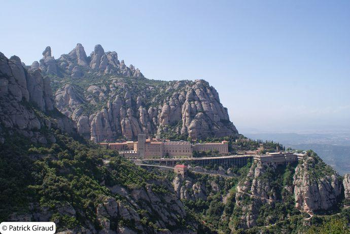 montagne de montserrat, une semaine à barcelone - blog voyage trace ta route