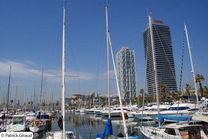 port olympique, top pour une semaine à barcelone - blog voyage trace ta route