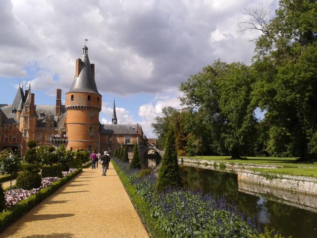 chateau de maintenons
