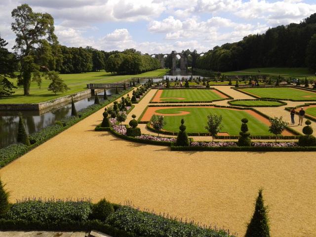 jardins a la francaise maintenon