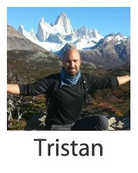 Tristan, parti en tour du monde