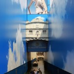 Le Pont des Soupirs (en rénovation...), Venise