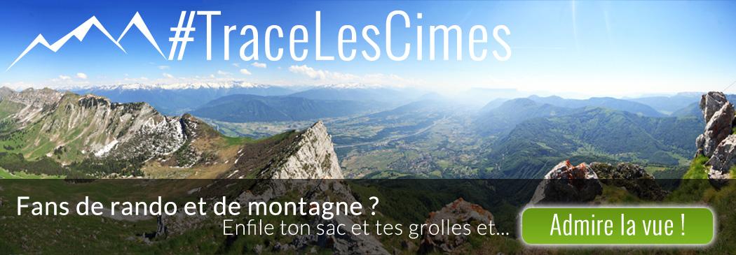 Trace les Cimes - blog randonnées montagne