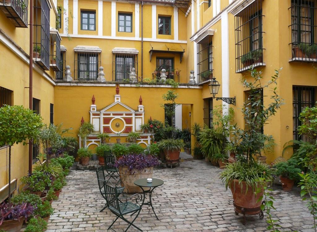 patio andalou