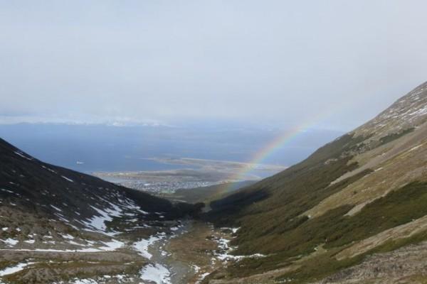 arc en ciel ushuaïa blog voyage