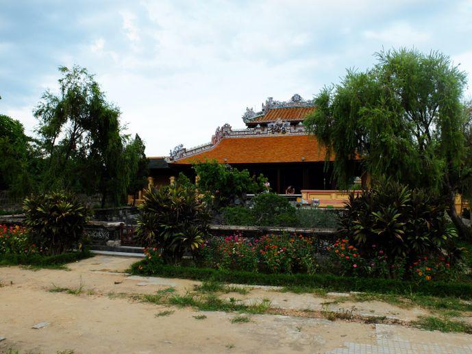 cité royale hué vietnam blog voyage