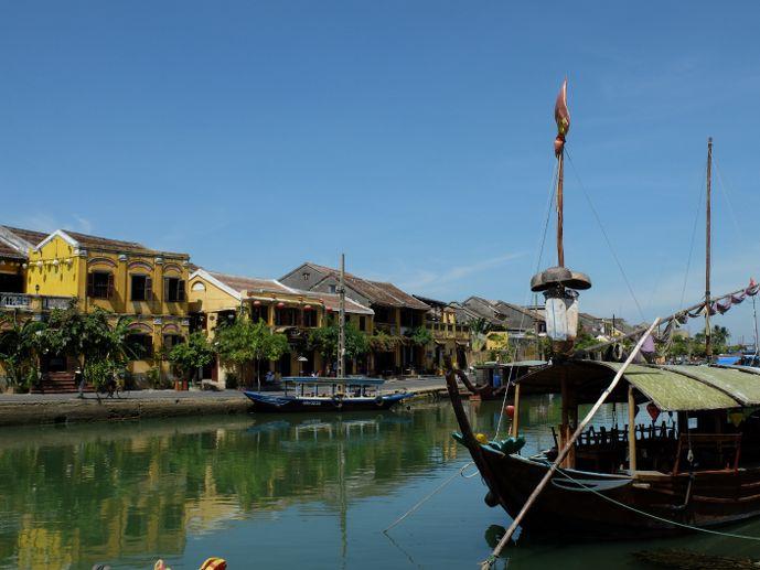 port de hoi an vietnam blog voyage