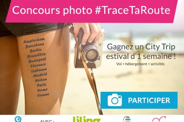 concours photo de voyage trace ta route