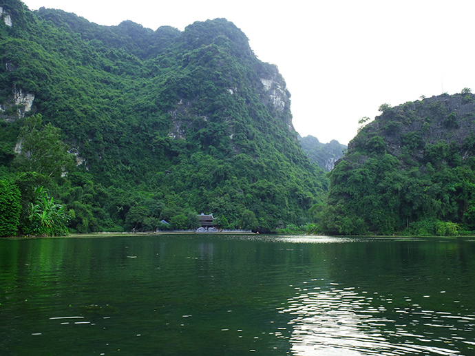 paysage de ninh binh vietnam blog voyage