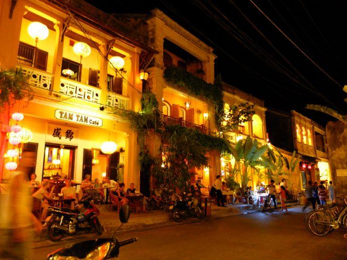 rue de la vieille ville hoi an vietnam blog voyage