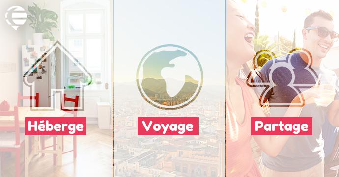 héberge, voyage, partage - l'hébergement chez l'habitant selon Nightswapping blog voyage