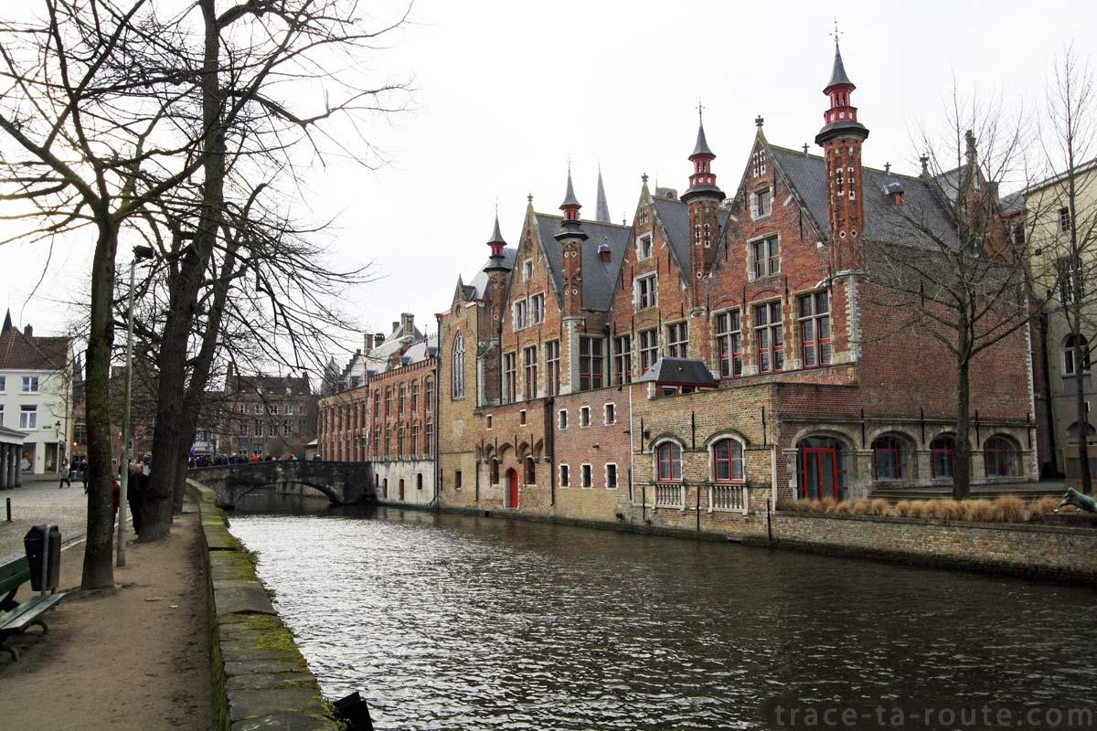 Hotel De Ville Bruges Belgique