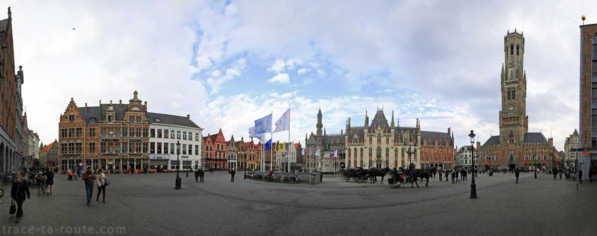 Hotel De Ville A Bruges