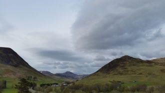 Paysage des Highlands - Ecosse