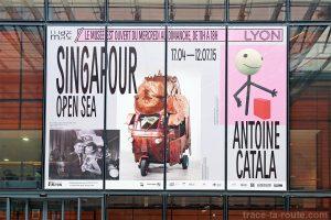 Exposition OPEN SEA au Musée d'Art Contemporain de Lyon