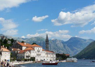 Croatie Montenegro sejour
