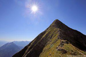 Sommet du Mont Charvin