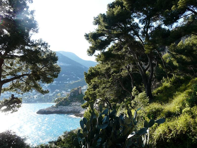 randonnée Cap Martin