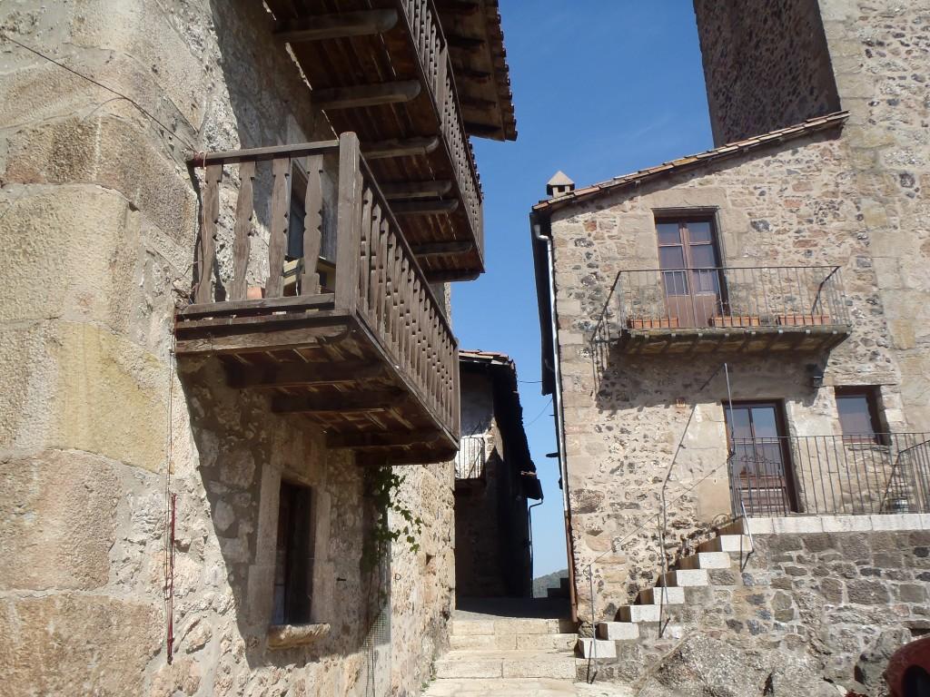 Village espagnol de Santa Pau