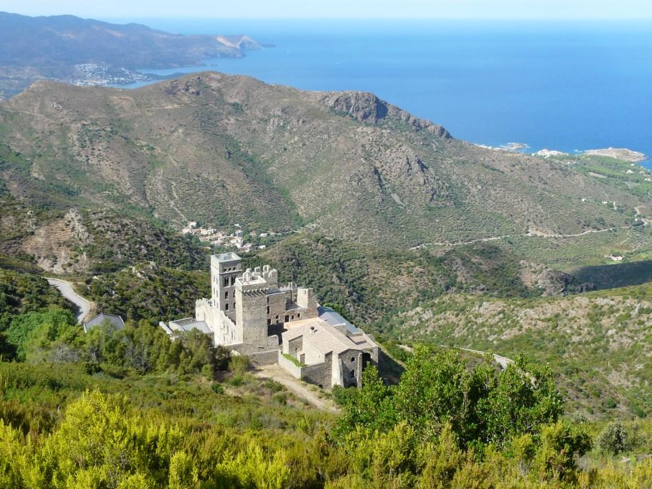 Monastere en Catalogne