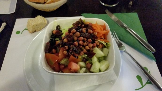 bar à tapas végétarien El Calafate Malaga - Blog voyage Trace Ta Route