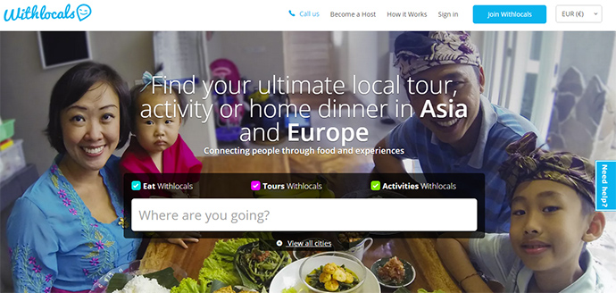 vivre comme un local en voyage - withlocals - blog voyage trace ta route