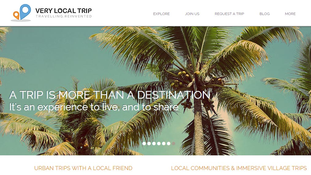 voyager en rencontrant les locaux - Very Local Trip - blog voyage trace ta route