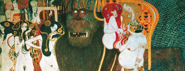 Klimt - Vienne 1900 - blog voyages