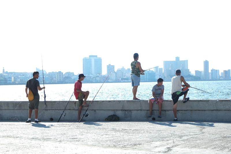 Le Malecon - La Havane