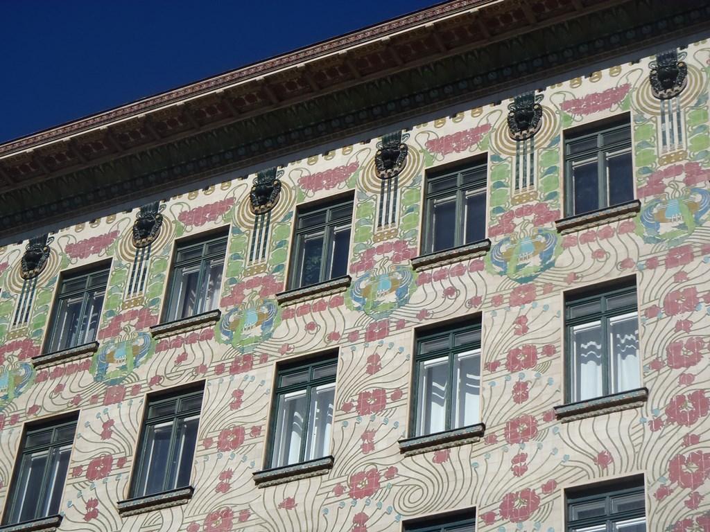 Maison aux Majoliques - Art nouveau - Vienne