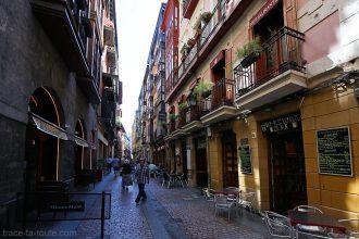 Jardines kalea dans Casco Viejo à Bilbao