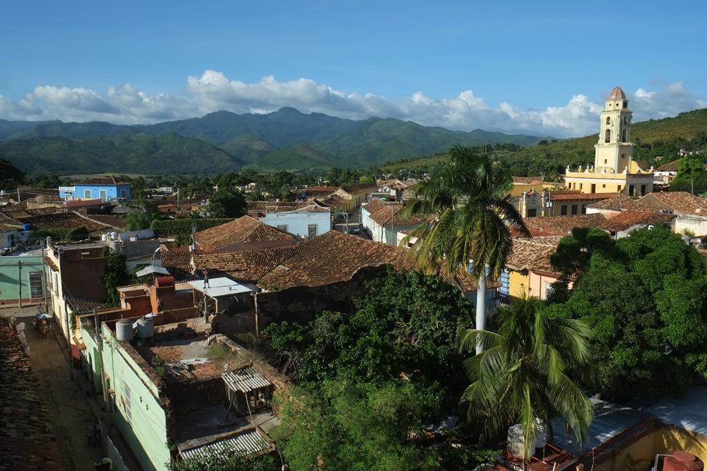 panorama trinidad - circuit à Cuba