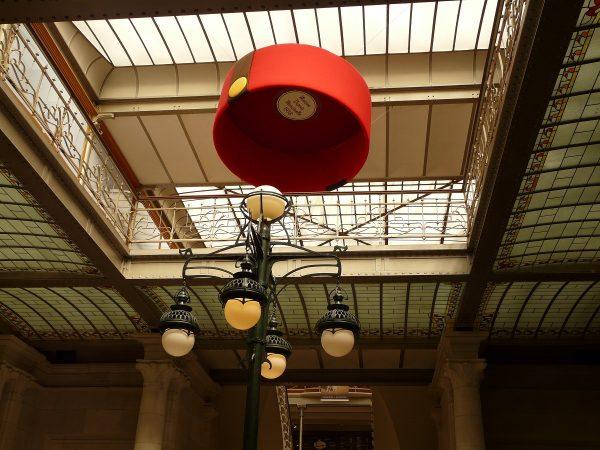 BD et Art Nouveau à Bruxelles