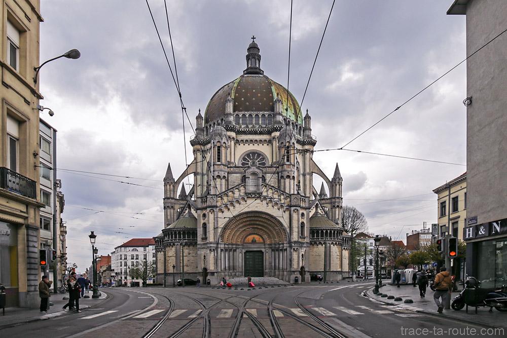 Église Sainte-Marie, à Bruxelles