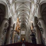 Nef de l'Église des Saints-Michel et Gudule de Bruxelles