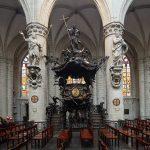 Chaire de l'Église des Saints-Michel et Gudule de Bruxelles