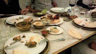 Beyrouth, restaurant Chez Liza