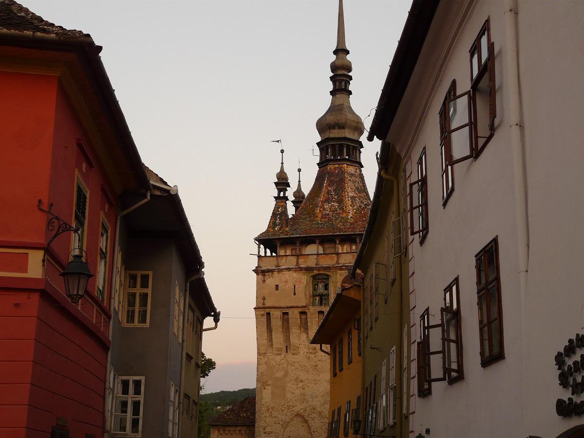 Sighisoara - Roumanie - blog voyage