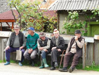 Voyage en Roumanie, de la Transylvanie aux Maramures