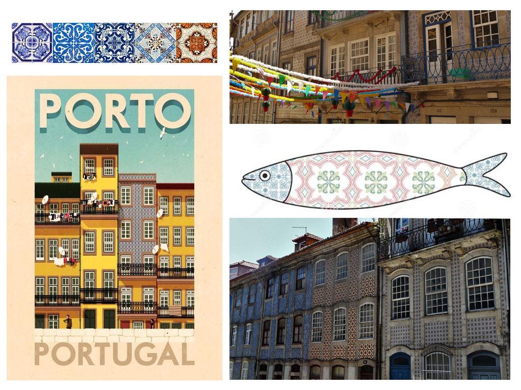 Azulejos-de-Porto