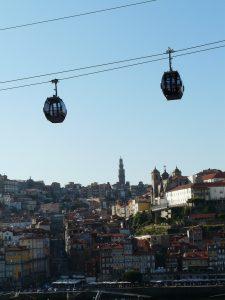 Le telephérique de Porto