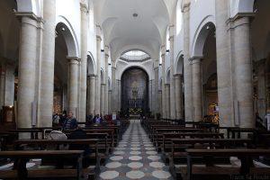 Intérieur Cathédrale Saint-Jean-Baptiste de Turin - Nef Duomo di Torino