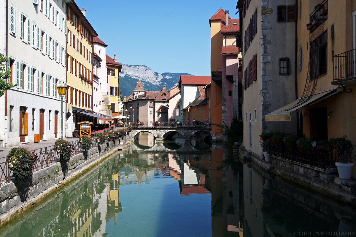 Visiter annecy ma venise des alpes blog voyage for Piscine annecy